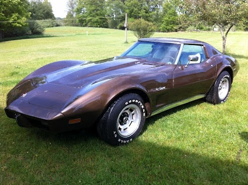 1976 Corvette Sting Ray for sale. Great for a summer fling with American muscle.