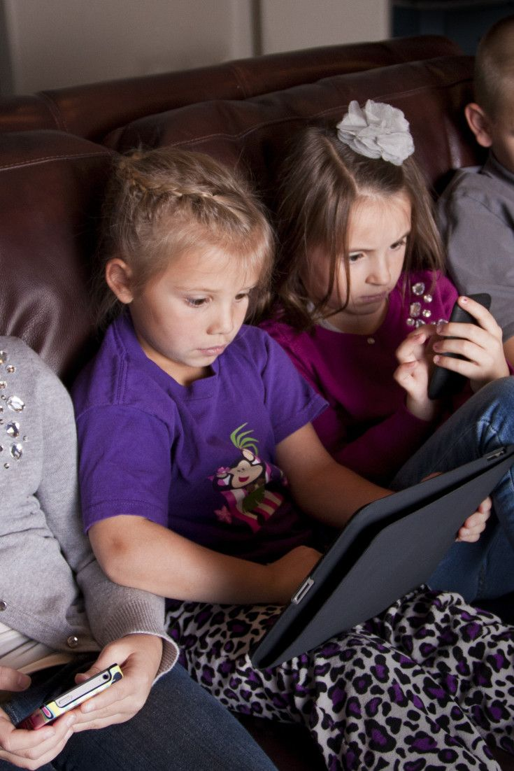 Screen Time: Five Ways To Manage Your Child's Technology Diet