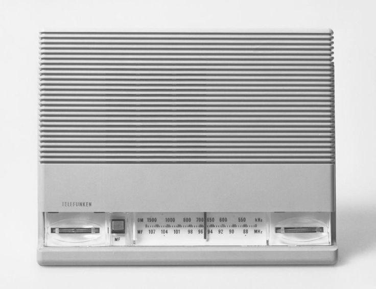 Richard Sapper, Telefunken Transistor Radio 1964