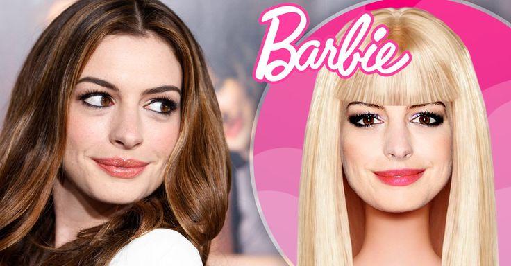 Después de que Amy Schumer rechazó el papel de la famosa muñeca, finalmente se a confirmado a Anne Hathaway como la futura Barbie en su película Live Action