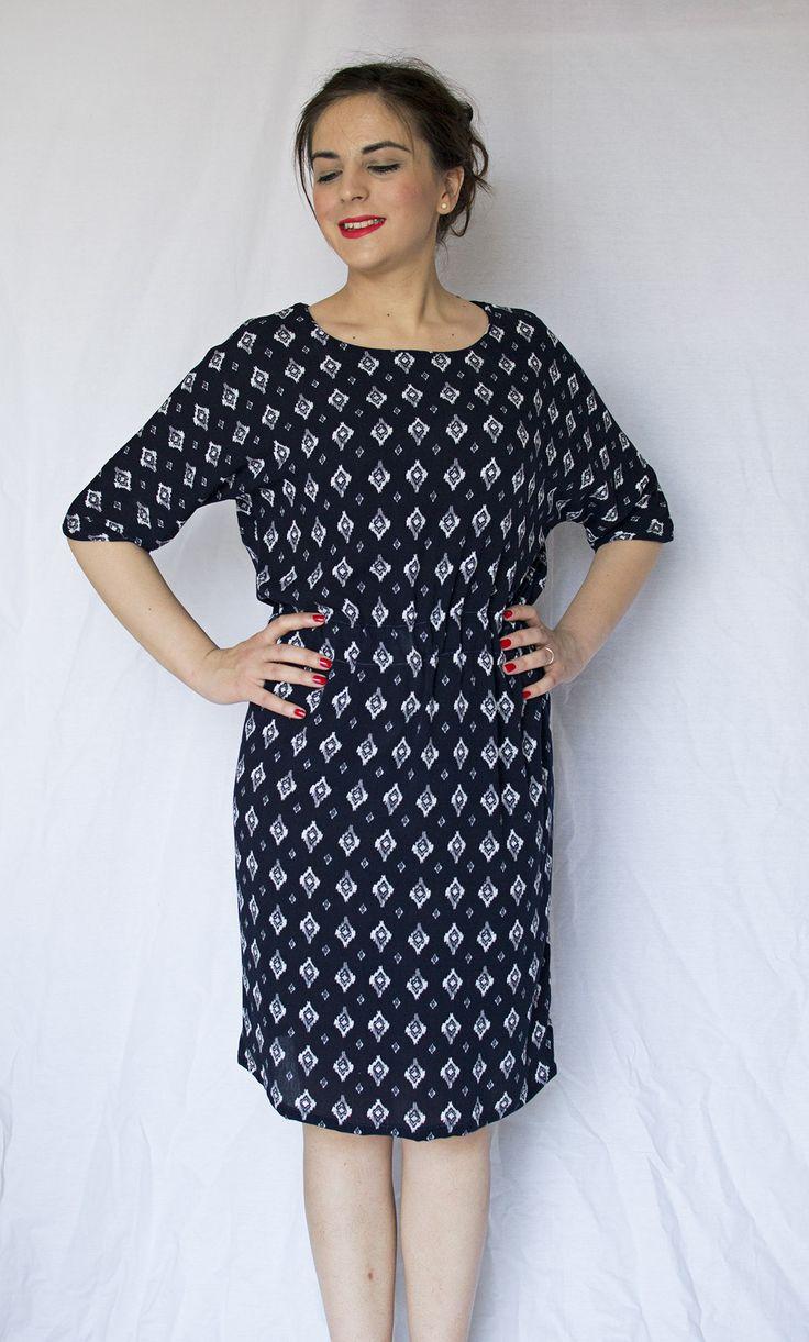 The Avid Seamstress - Sheath Dress