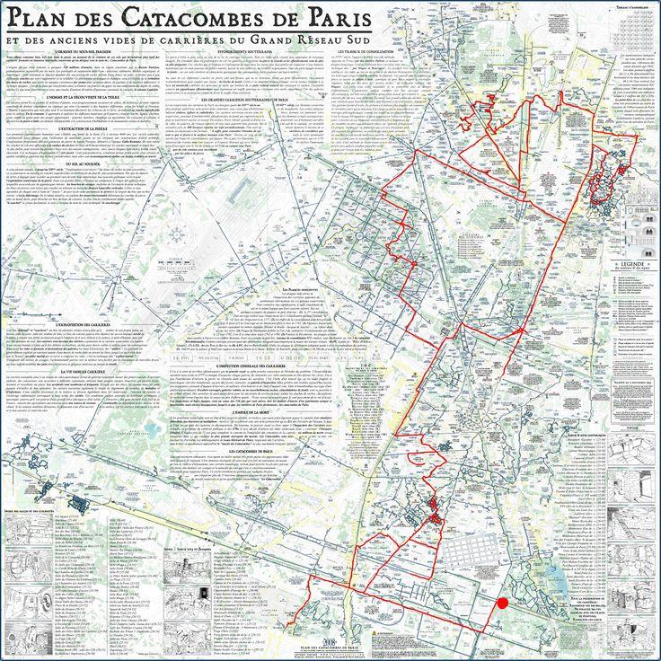 Plan GRS  Plus de découvertes sur Souterrain-Lyon.com