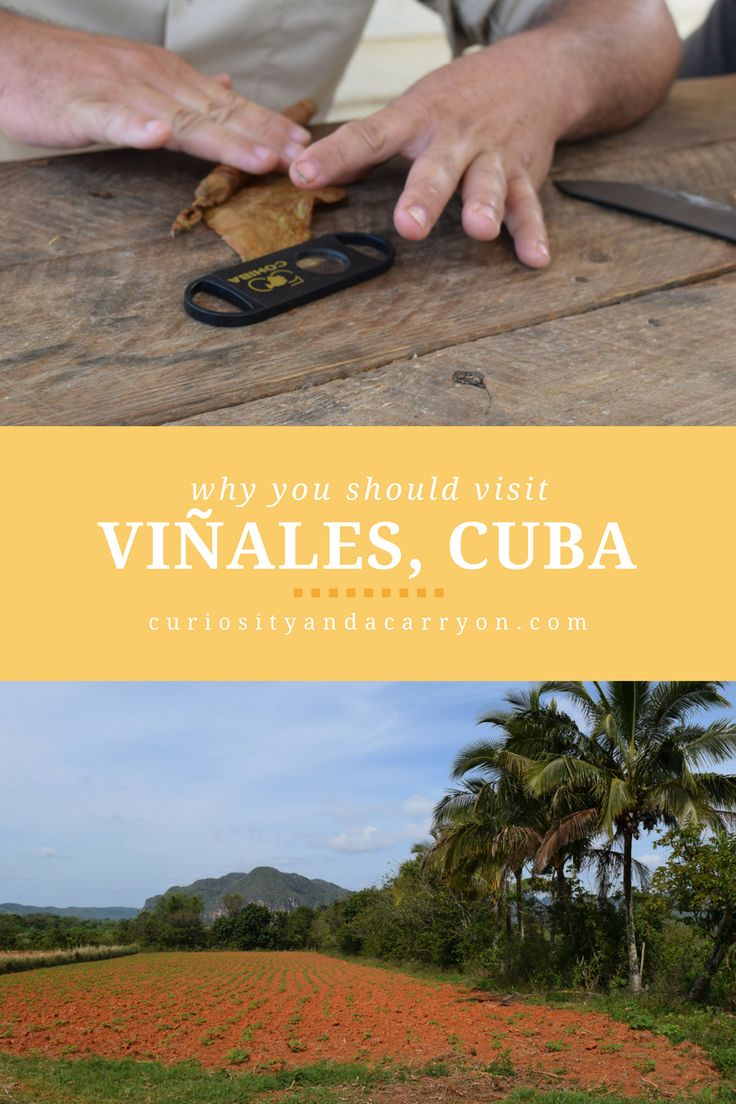 Viñales, Cuba | Why Viñales is the best destination in Cuba | Cuba Travel Inspiration