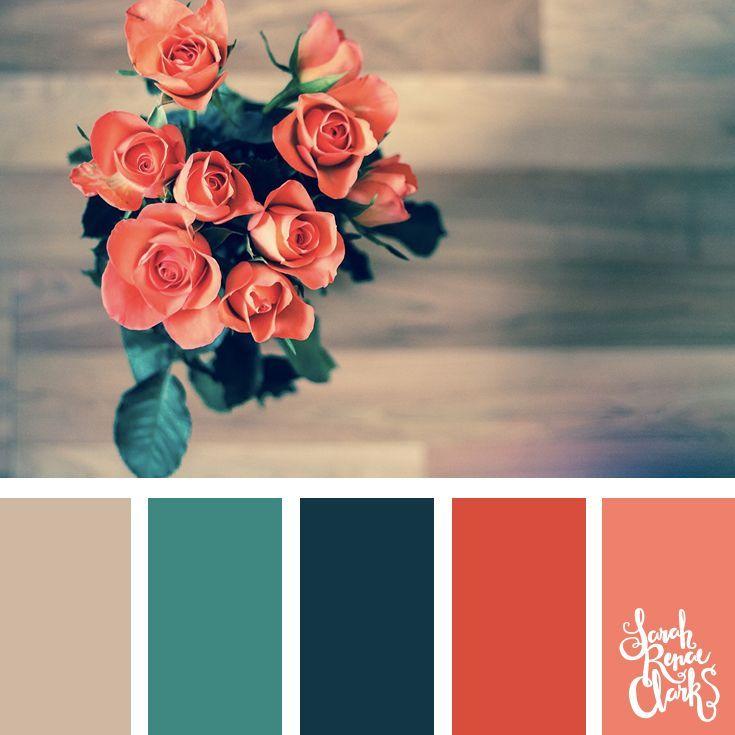 Best 25 color schemes ideas on pinterest colour schemes - Living room color palette generator ...