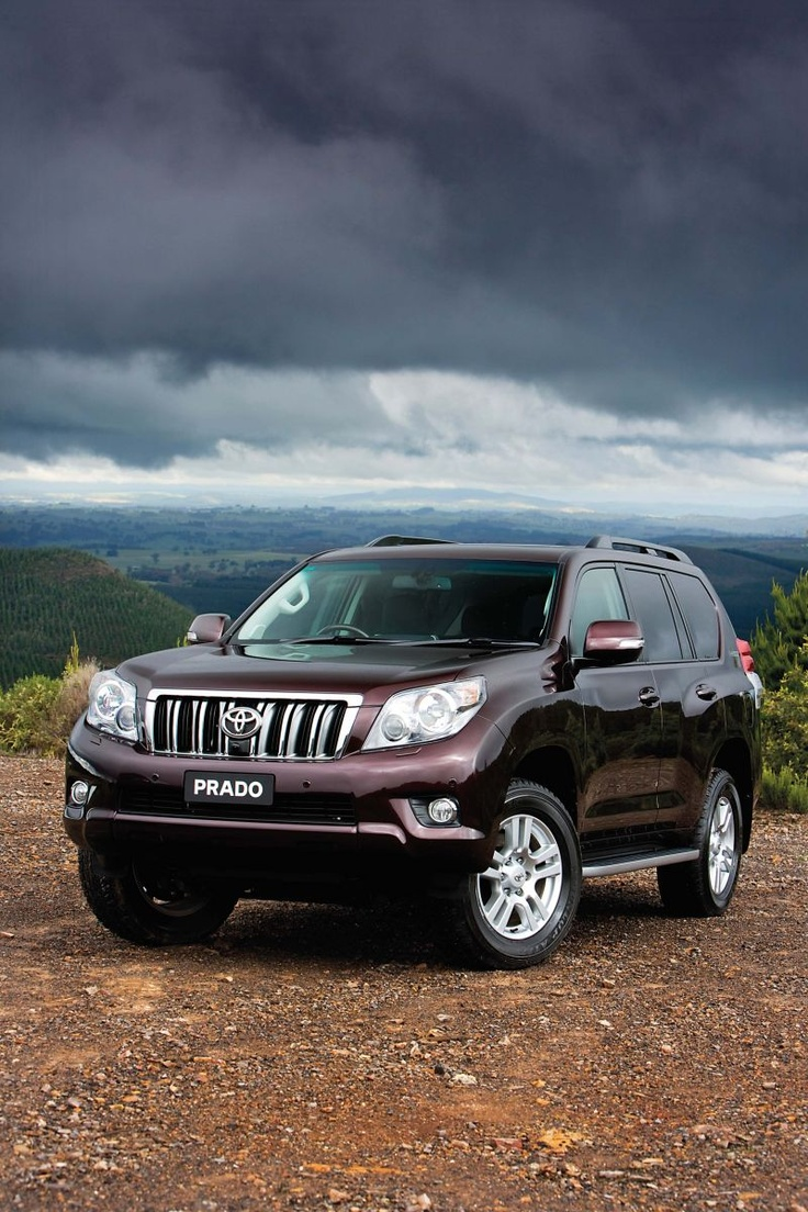 Added safety features and clever off road gizmos take the always popular toyota prado to