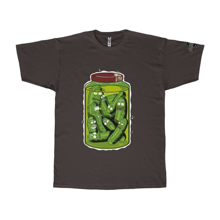 I'm happy to share the last entry in my store #etsy: Multiverse Pickle Ricks - Rick And Morty Inspired Adult Tee http://etsy.me/2GLAHf4 #clothing #rick and morty #rick #morty #rickandmorty #pickle #picklerick #ricksanchez #mortysmith