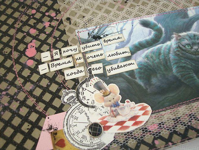 Домашняя лаборатория красивых вещей: Alice in Wonderland