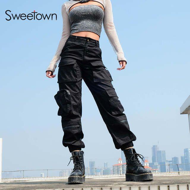 Pin De Crissjudith Matutec En Danzas En 2020 Pantalones Cargo Mujer Pantalones Camuflados Mujer Pantalones De Moda