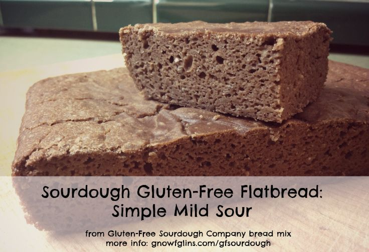 Gluten-Free Sourdough Bread (with Video) | Healthy gluten-free sourdough? Yes, it's totally possible... and it's delicious! Sharon Kane, the expert gluten-free baker behind Gluten-Free Sourdough Company, has launched a product line of gluten-free sourdough bread mixes and starters. She sent me a few mixes to try, and my family absolutely loves them. I made a video to show you how how easy and wonderful they are! | GNOWFGLINS.com
