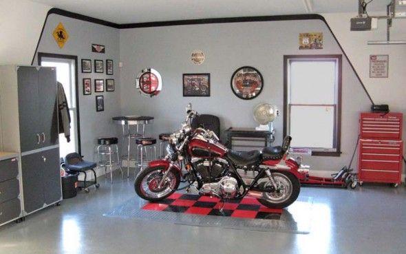 Elegant Garage Design