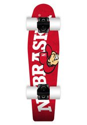 Nebraska Cornhuskers Goby Skateboard
