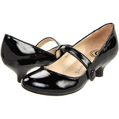 Considering these with black stockings for the TARDIS dress, instead of blue pumps. These will be easier to walk in for me..