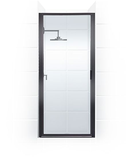coastal shower doors products paragon hinge framed swing shower doors