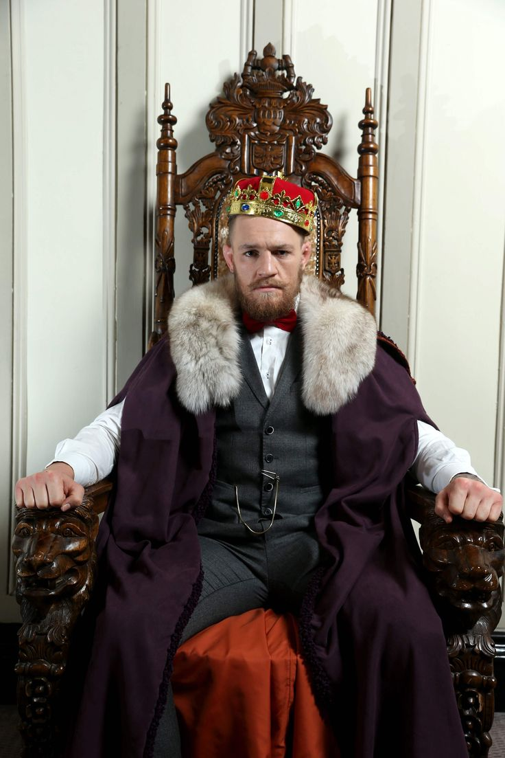 King Conor McGregor : if you love #MMA, you'll love the #UFC & #MixedMartialArts inspired fashion at CageCult: http://cagecult.com/mma