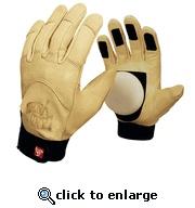 Landyachtz Longboard Slide Gloves