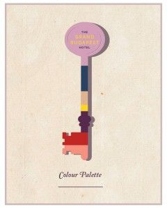 color palette from grand budapest hotel - Google Search