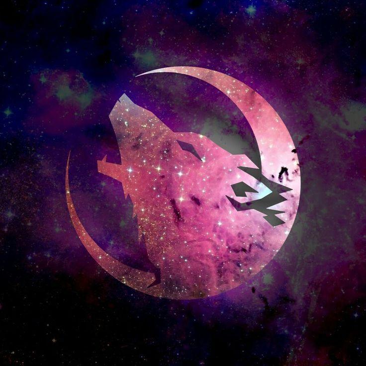 Lobo espacial Donde solo se oyen aullidos a la luna y donde cazan estrellas