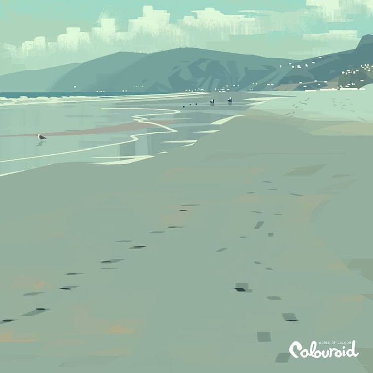 Zuma Beach - by Kevin Dart