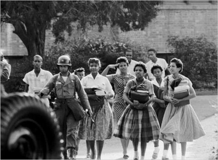 Student essays on the little rock nine