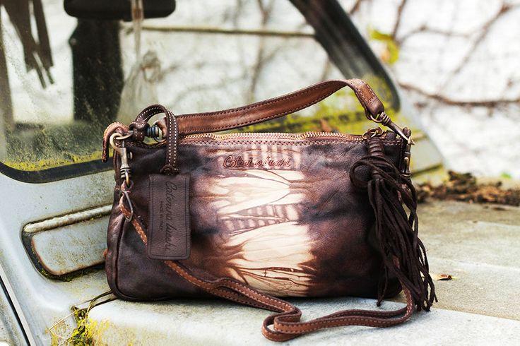 Die Handtaschen von Caterina Lucchi. Bald erhältlich!