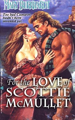 Hahaha sometimes we stand in the Romance Novel aisle at the store and make up new titles based on the covers thanks to this