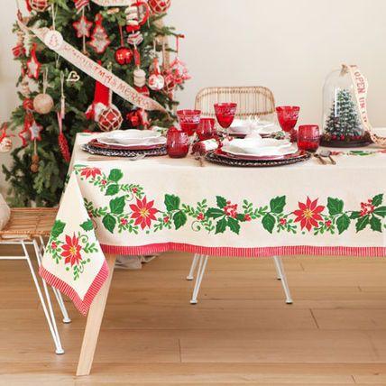 자라 홈 크리스마스 테이블크로스 2패턴 ZARA HOME Christmas Tablecloth 2 Pattern 명품가방 시계 악세서리 | 구매대행 패션쇼핑몰 바이마코리아