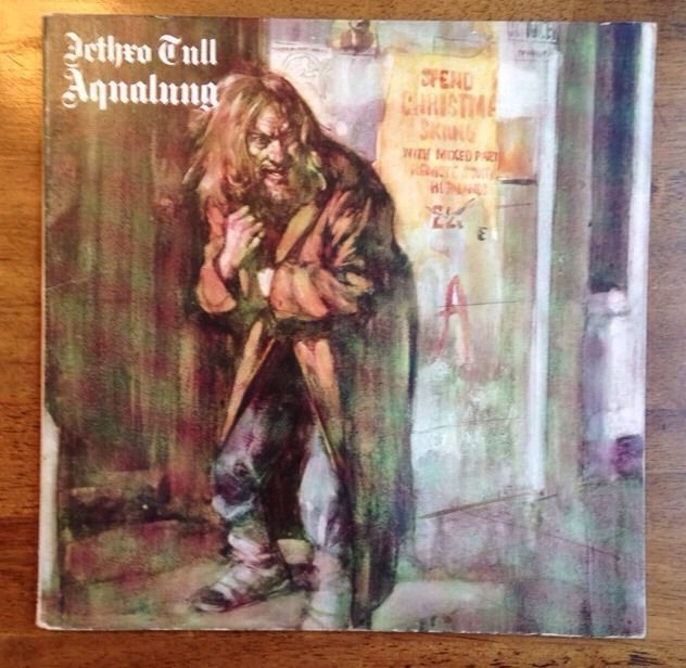 Jethro Tull // Aqualung