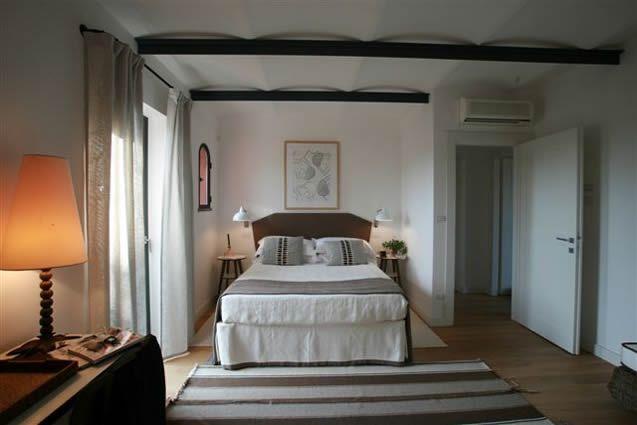 superior room @ Locanda Rossa, Capalbio (Maremma/Tuscany), Italy