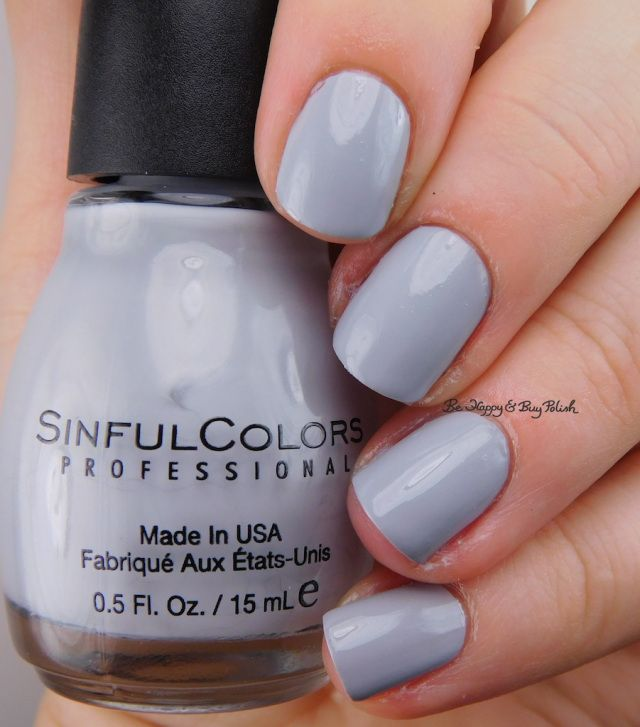 Sinful Colors Be Yourselfie Nagellack-Sammlungsmuster + Bewertung – Re-Pin Nail Exchange