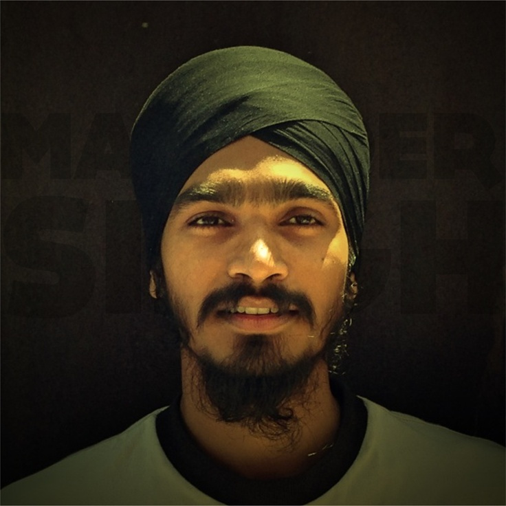 17 Best Images About The Sikh Turban (Pagh), Beard, And