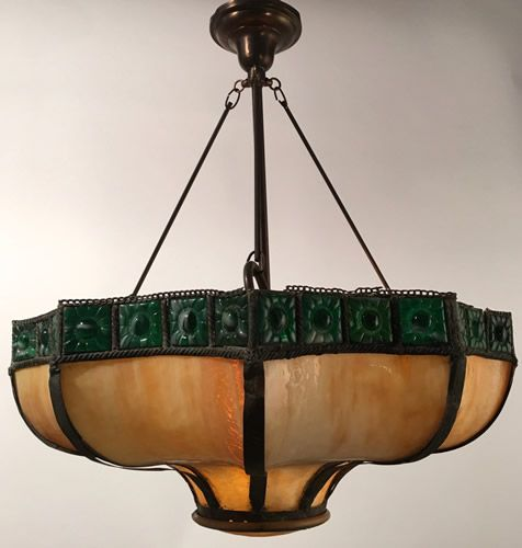17 Best Images About Antique Lighting Fixtures Inverted Domes On Pinterest