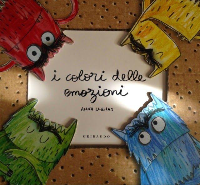 Creatività e chiacchiere: I colori delle emozioni