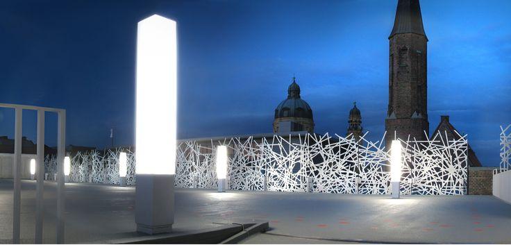 Estacionamento Salvartor / Peter Haimerel Architektur