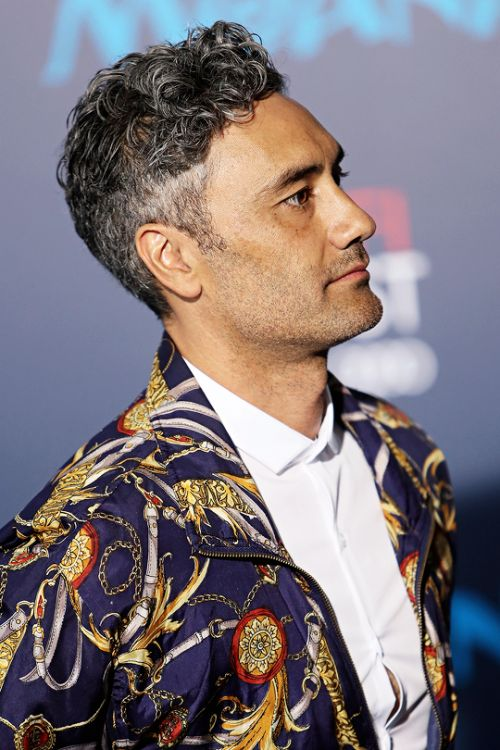 """waititi: """" Taika Waititi arrives at the AFI FEST 2016 presented by Audi premiere of Disney's """"Moana"""" held at the El Capitan Theatre on November 14, 2016 in Hollywood, California. """""""