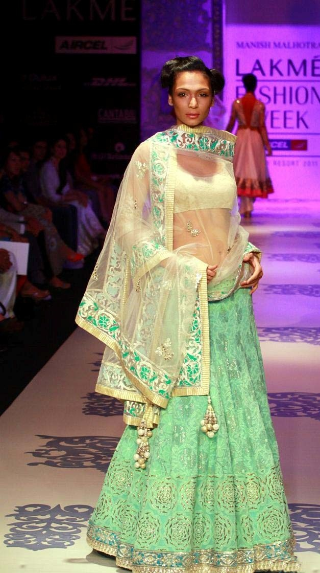 Designed By Manish Malhotra -