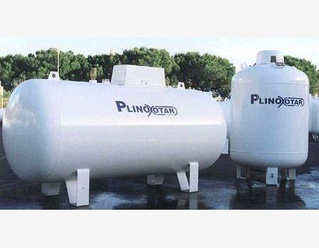 Δεξαμενές Υγραερίου PLINOXOTAR για υπέργεια τοποθέτηση