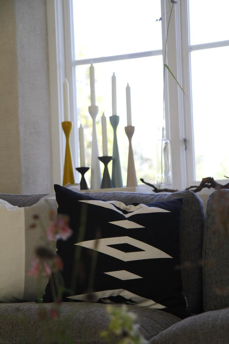 New FREEMOVER.se eco textiles collection, Fall 2015. In Regatta™ Freemover Eco Friendly Design by Maria Lovisa Dahlberg. Rolf™ and Inga™ Candleholders since 2004. New in white oak!