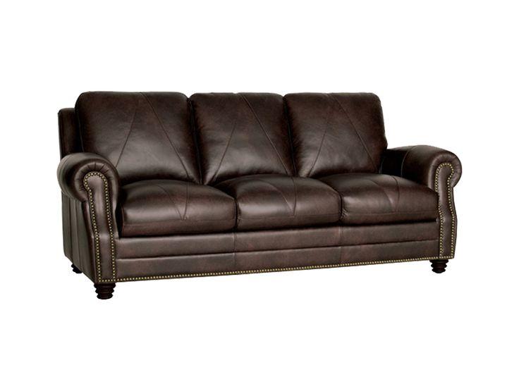 Beautiful Solomon Leather Sofa By Luke Leather. See It Here: Http://www