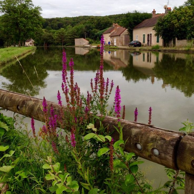 Exploring Burgundy Canal with European Waterways' L'Impressionniste barge holiday