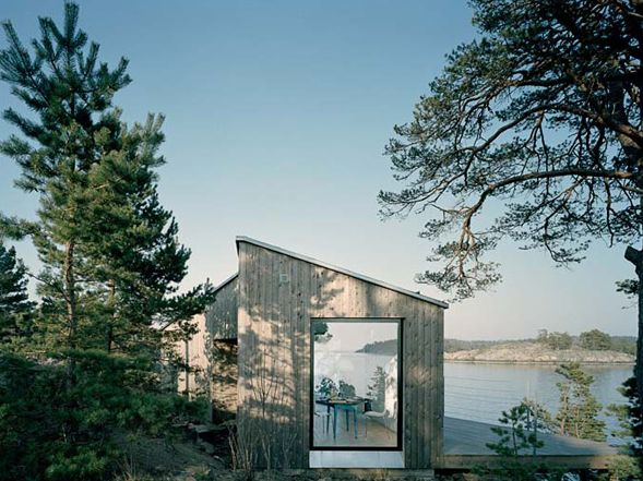 scandinavian retreat.: July 2010