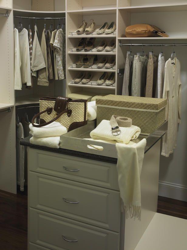 Dream Home 2009. Master ClosetWalk ...