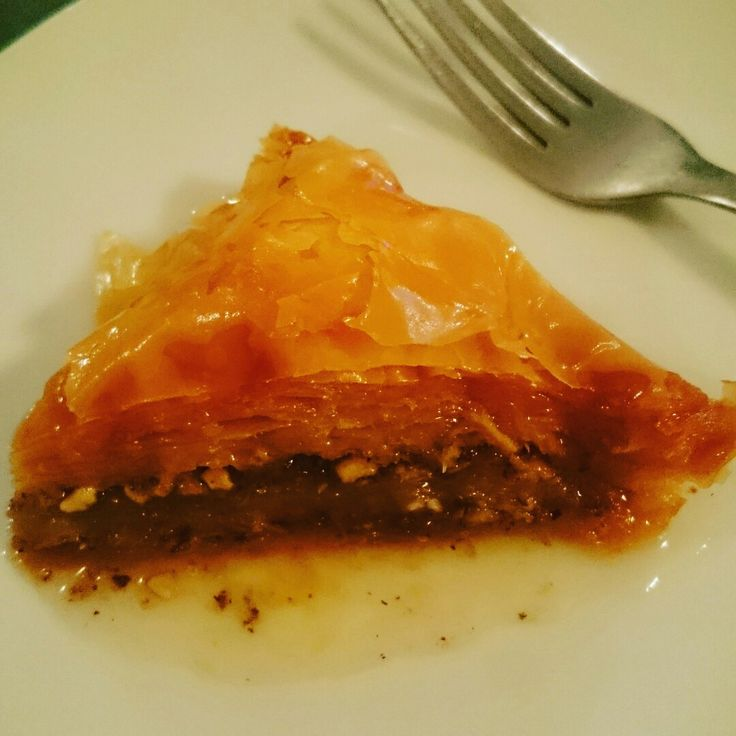 Greek Baklava Pastry