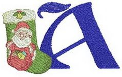 BESV073 - Christmas2 Picture Fonts http://tinyurl.com/hy6xvhd