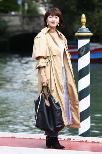 Celebrity Sightings at the 74th Venice Film Festival - September 7, 2017