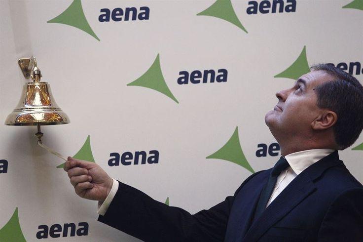 Dimite el presidente de Aena