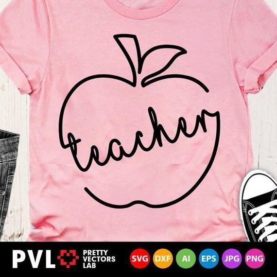 Download Teacher SVG Dear Parents Tag You're It SVG Teacher | Etsy ...