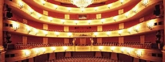Theater & Genuss in München.    © Staatstheater am Gärtnerplatz, München