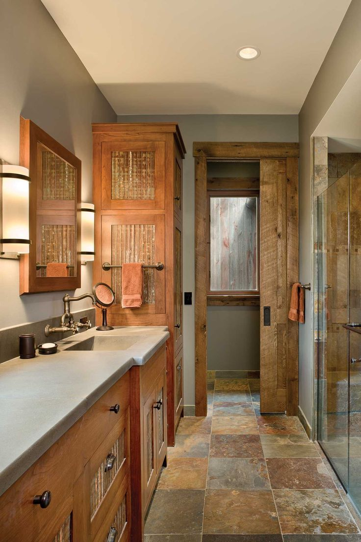 1609 best Rustic cabin, Western design images on Pinterest ...