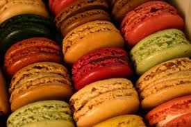 Macaroons Haute Couture. ($7,000 per kilogram). This Macaroon Company is famous for their meringue puffs with ingredients customers can choose for themselves. For personalised recipes on a large scale the price tag reaches up to $7,000 per kilogram.