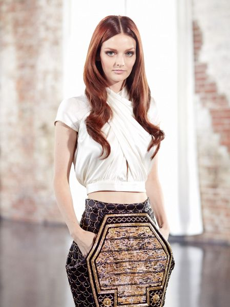Lydia Hearst, The Face